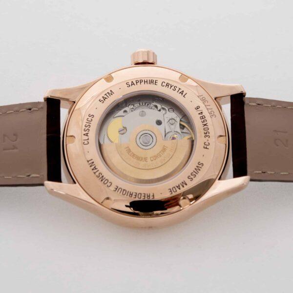 Frederique Constant Classics Automatic GMT Date Men's Watch ref. FC-350MC5B4