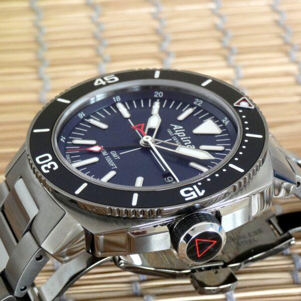 Alpina Seastrong Diver GMT AL-247LNN4TV6B