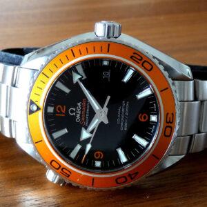 Omega Seamaster Planet Ocean Orange 232.30.46.21.01.002