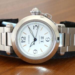 Cartier Pasha Big Date 2475