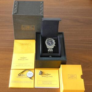 Breitling Chronomat Blackbird A44360