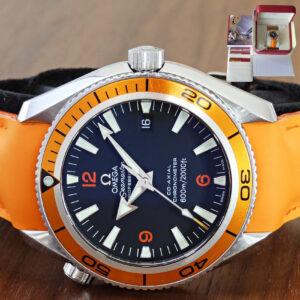 Omega Omega Seamaster Planet Ocean Chronometer Orange Full Set 2909.50