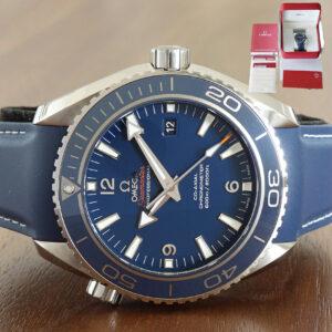 Omega Planet Ocean Blue Titanium 232.92.46.21.03.001