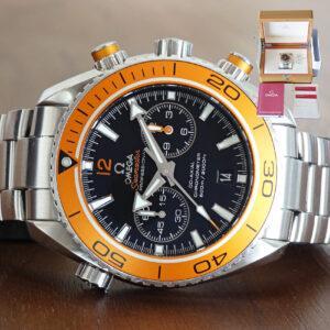Omega Planet Ocean Chronograph Orange 232.30.46.51.01.002