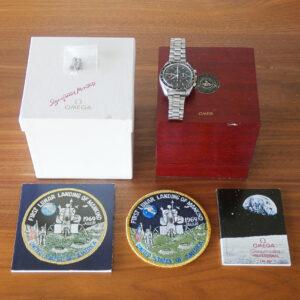 Omega Speedmaster Apollo XI 20th anniversary