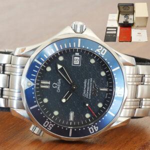 Omega Seamaster Bond 007 40th anniversary 2537.80